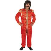 Pop Sergeant Costume